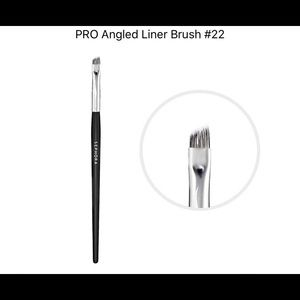 Pro angled liner burch